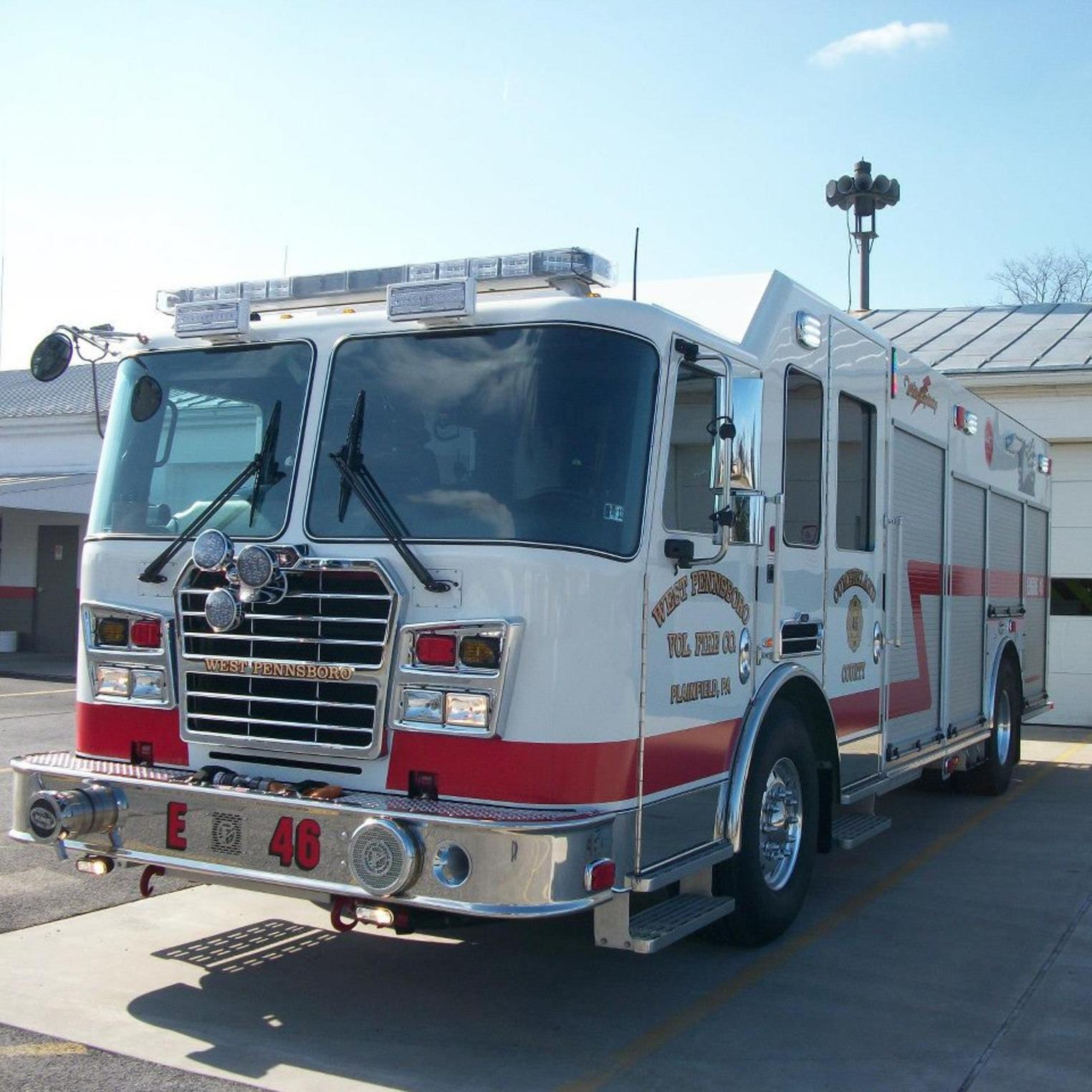 West Pennsboro Fire Department