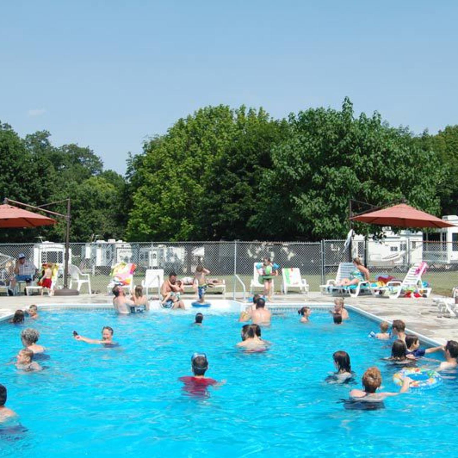 Western Village RV Park Pool