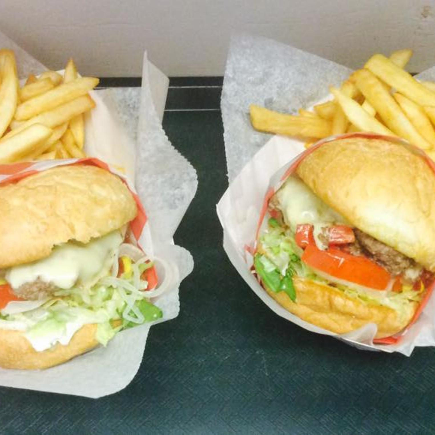 Works Burgers and Fries