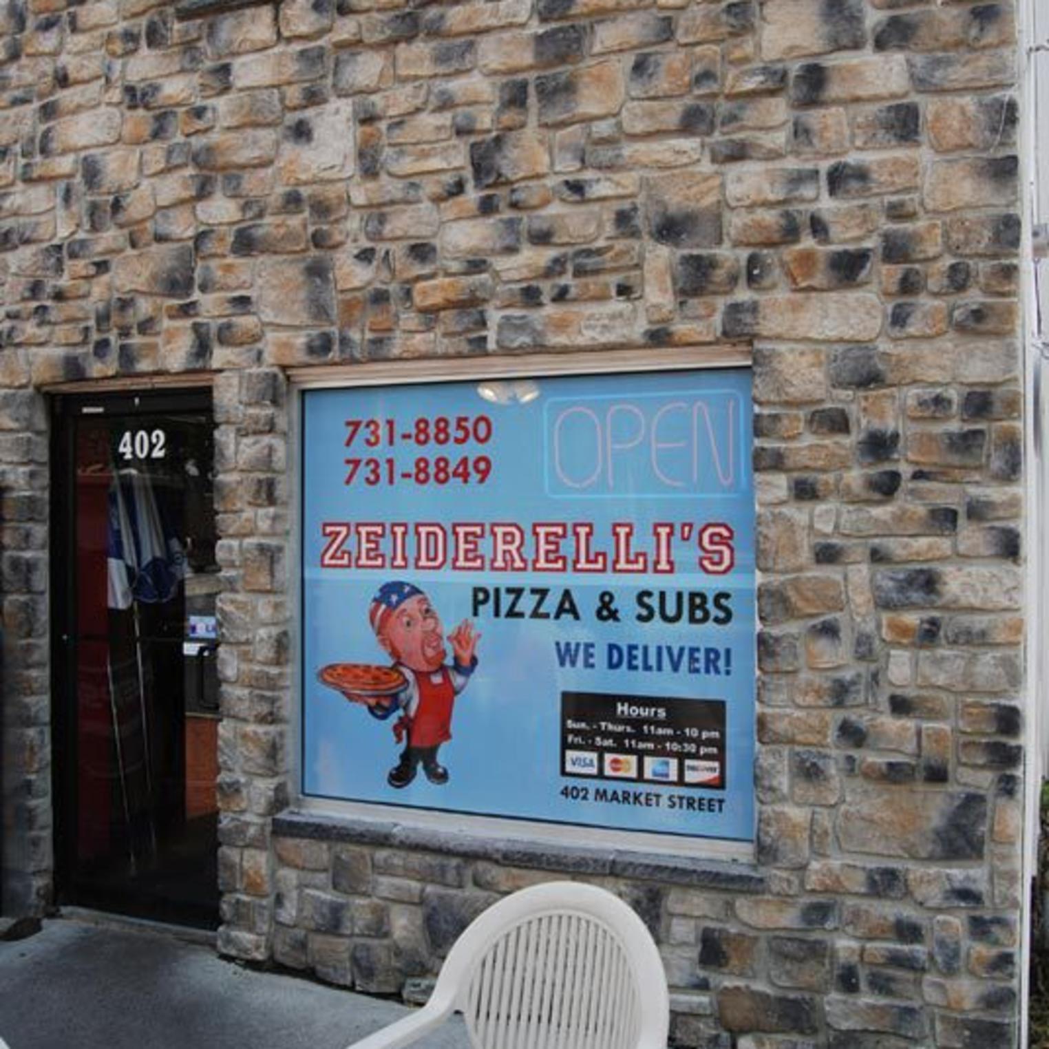 Zeiderelli's Pizza