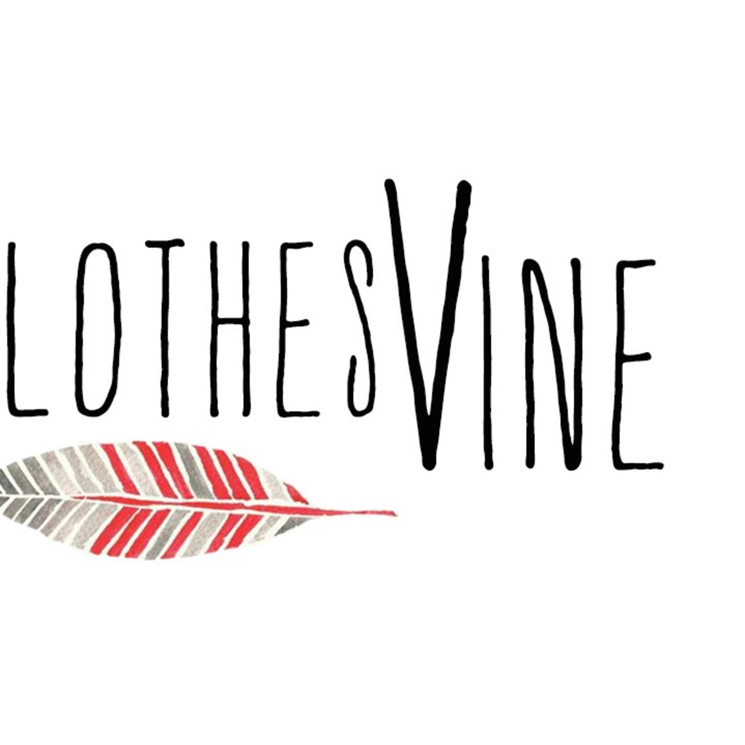 the clothesVine logo