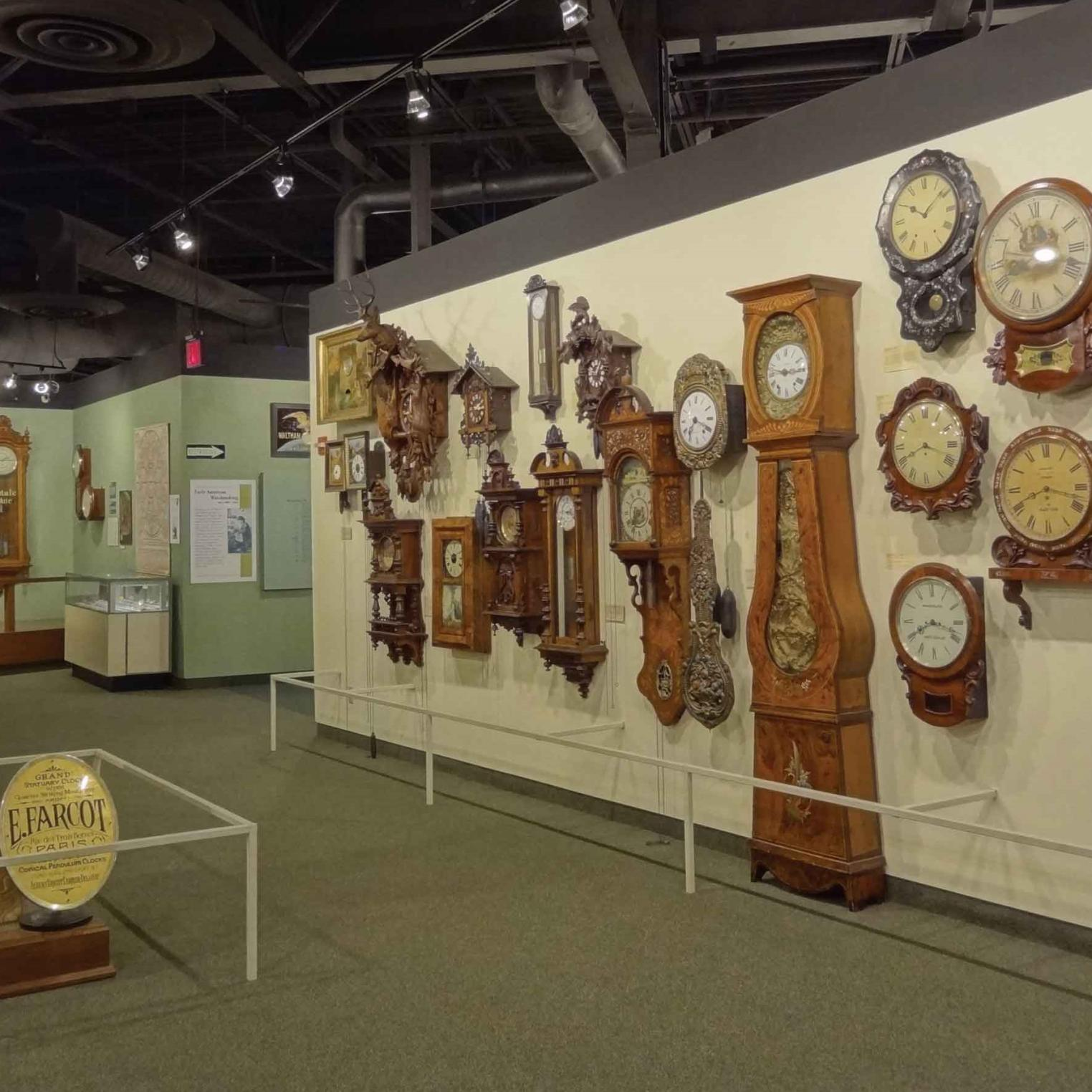 National Watch & Clock Museum