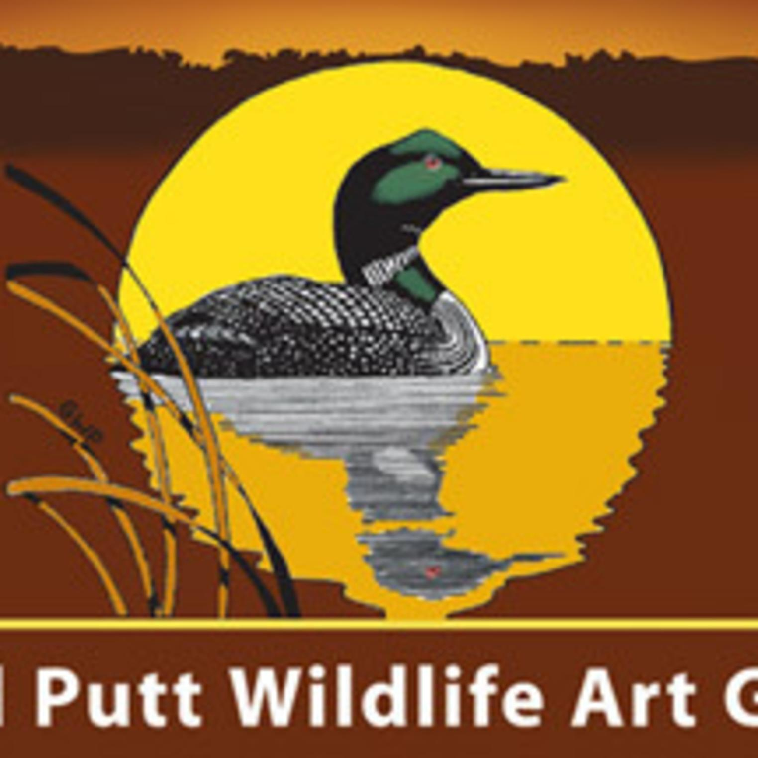 Gerald Putt Wildlife Art Studio