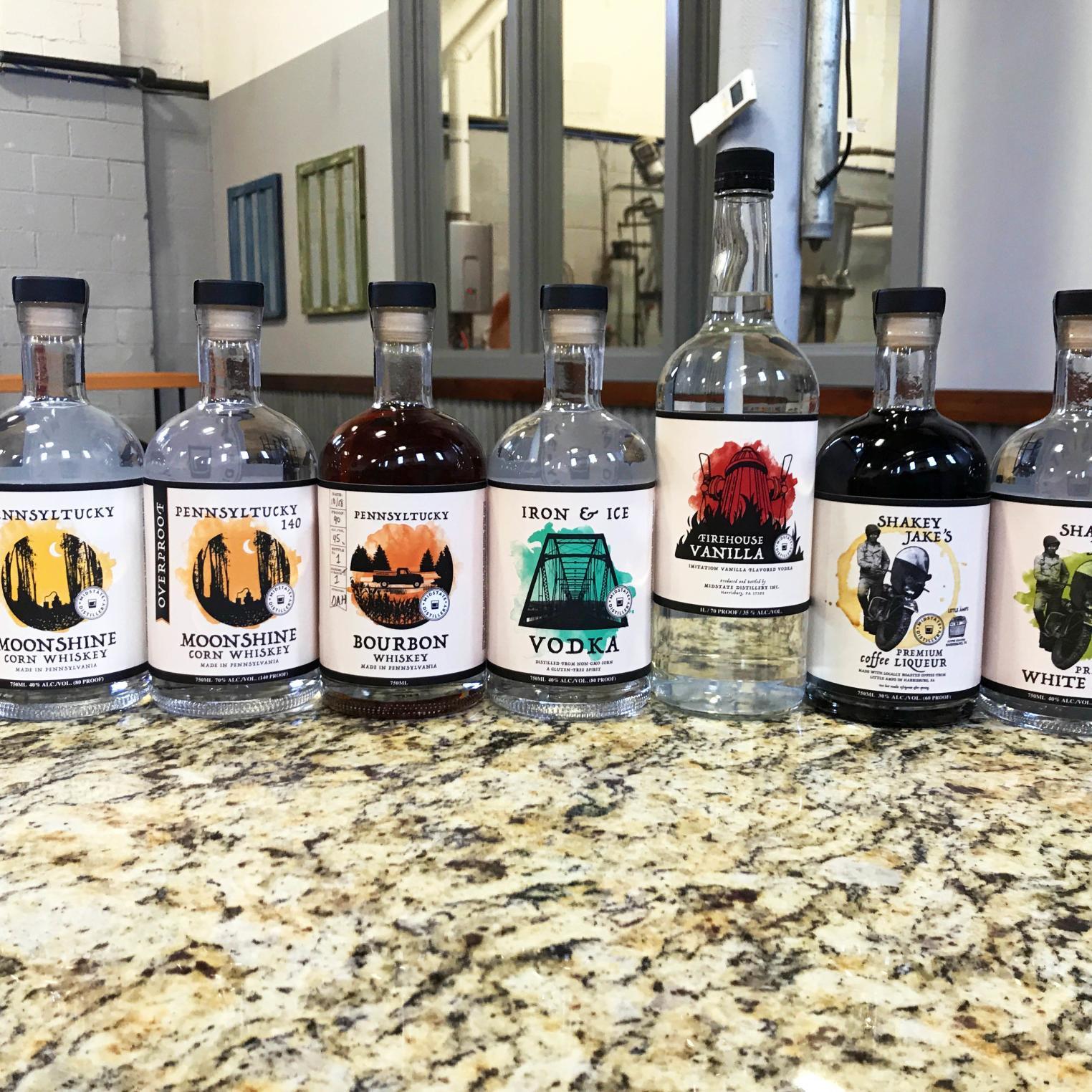 Midstate Distillery