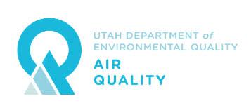 utah department of environmental quality division of air quality logo