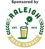 Raleigh Beer Garden sponsor