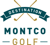 Destination Montco Golf Logo