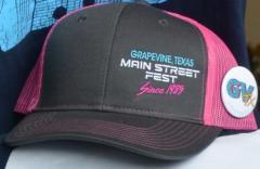 MSF Pink/Gray Trucker Cap