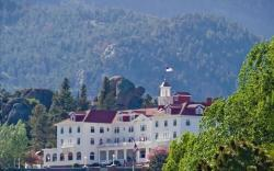 Stop By the Historic Stanley Hotel
