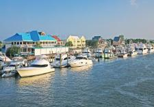 Intracoastal Waterway at Wrightsville Beach