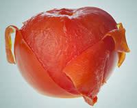 Frozen tomatoe