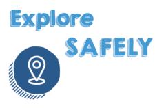 DTO Explore Safely Icon