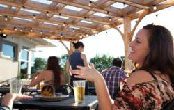 Cocktails in Madison :: Outdoor Drinks & Dining