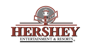 Hershey Entertainment & Resorts Logo for Healthcare Rooms