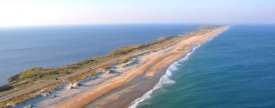 Hatteras Islands in the Outer Banks