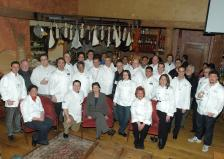 Hudson Valley chefs recently celebrated the kickoff for Hudson Valley Restaurant Week 2010 at Harvest-on-Hudson in Hastings. The two-week event runs from March 15-28, offering fixed priced dining at more than 130 restaurants in seven counties.