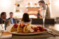 ad-lib-craft-kitchen-bar-harrisburg-hilton-brunch-waffles