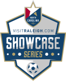 visitRaleigh.com Showcase Series logo