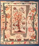 """""""Trade and Commerce"""" Quilt Top"""