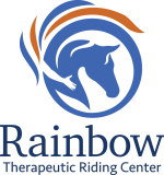 Rainbow Riding Logo
