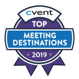 Cvent badge