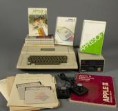 Bill Budge, the pioneering game designer of such influential Apple II computer games as Raster Blaster (1981) and Pinball Construction Set (1983) has donated to the International Center for the History of Electronic Games (ICHEG) at The Strong® one of the most iconic objects in video game history-his original Apple II computer