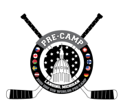 IIHF Pre camp logo