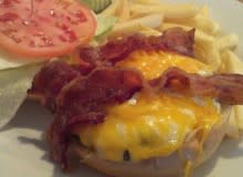 Old Doc Benner Burger