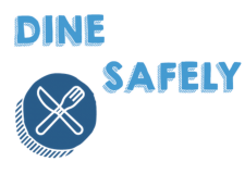 DTO Dine Safely Icon