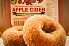 Rowley's Red Barn Apple Cider Donuts