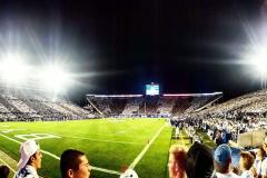byu stadium seatside