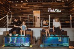 Fish Kiss Family