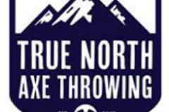 True North Axe Throwing Logo