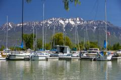 Utah Lake Harbor