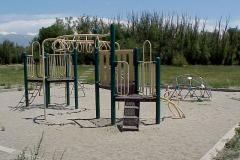 Play area at Willow