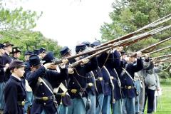 Camp Floyd - Gun Salute