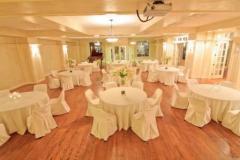 the manor reception room