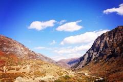 Squaw Peak Road