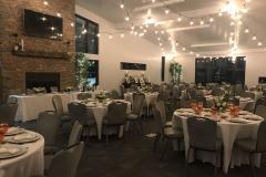 Interior Oaks Event Center