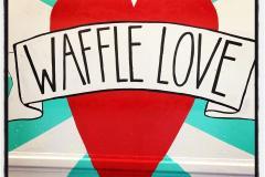 Waffle Love Logo