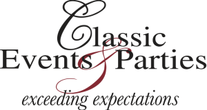Classic Events & Parties logo