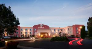 The DoubleTree Hotel in Vancouver, Washington