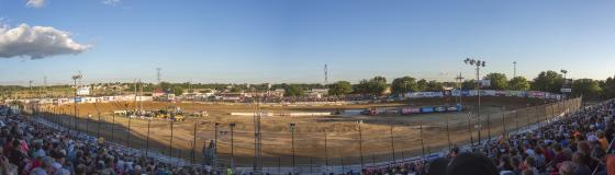Rockford Speedway Pano