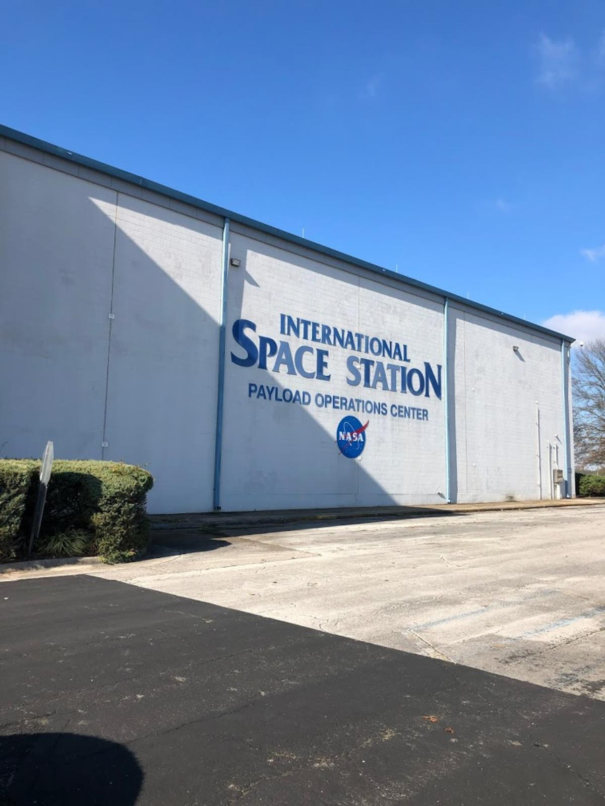 Marshall Space Flight Center ISS Payload Operations Center