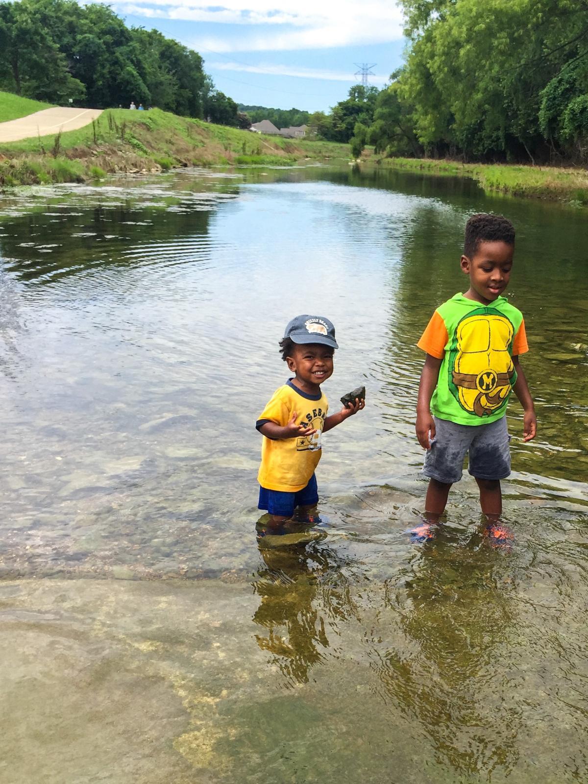 Family Hikes Black Adventure Crew