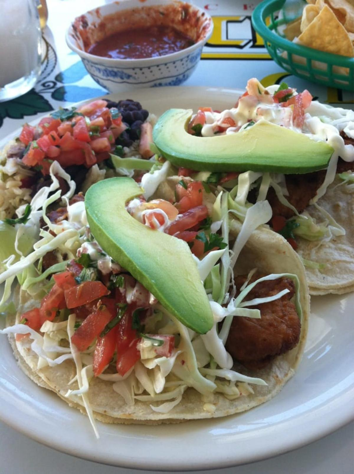 Tacos and Beer Modern Mexican Cuisine