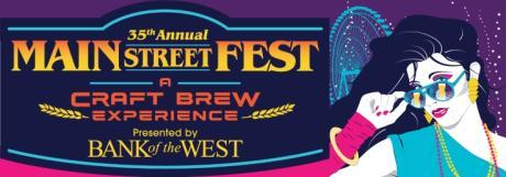 Main Street Fest Eblast Header