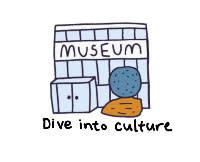 Dive into culture