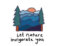 Let nature invigorate you