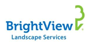 BrightView Landscape Services Logo